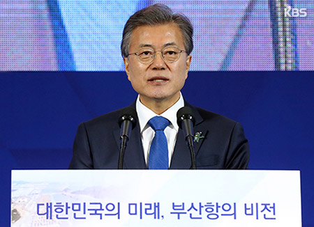 Korean Foreign Minister meets Swedish PM in Stockholm
