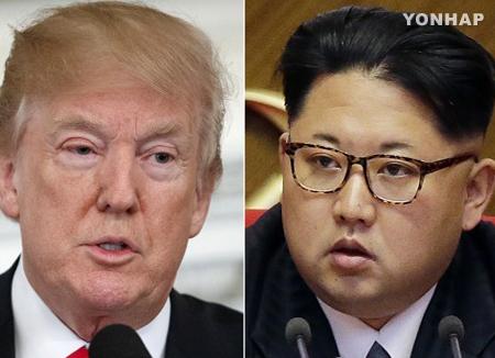 Donald Trump affirme qu'il va rencontrer Kim Jong-un dans le courant du mois de mai