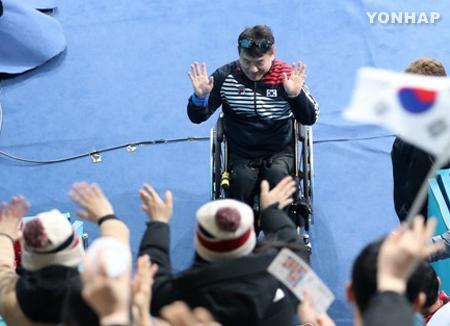 平昌冬季残奥会18日闭幕