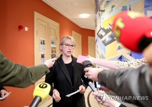 Les discussions Pyongyang-Stockholm se déroulent dans une ambiance constructive