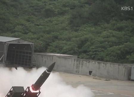 Séoul veut renforcer sa protection contre les missiles balistiques à longue portée de la Corée du Nord