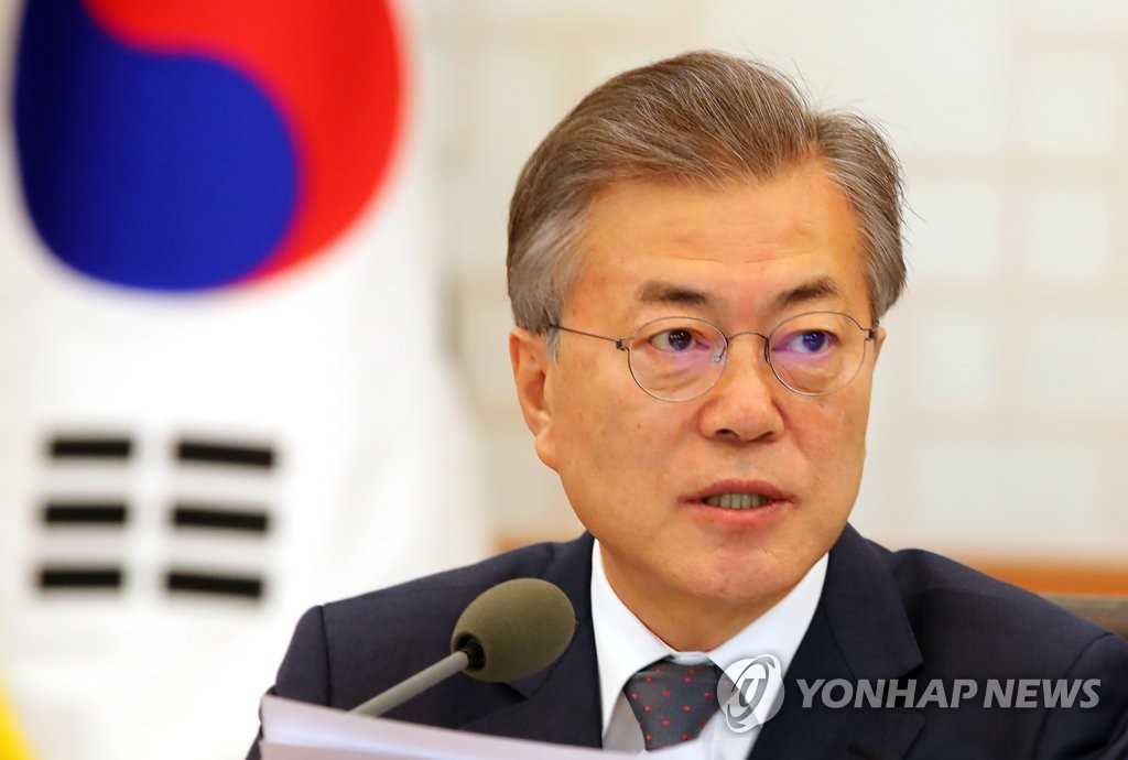 Moon: PyeongChang Games Opened New Path for Peace