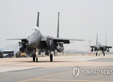 Séoul et Washington prévoient leur exercice aérien conjoint « Max Thunder » pour mai