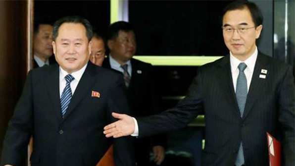 Moon hints at trilateral summit with US, NK