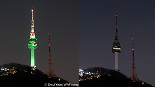 Seoul City to Pull the Plug on Saturday for Earth Hour