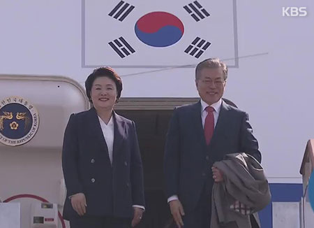 Leaders of Korea, UAE to hold summit, seek to improve ties