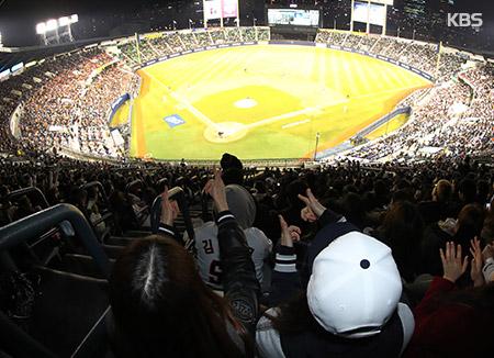 韓国プロ野球 台湾で中継