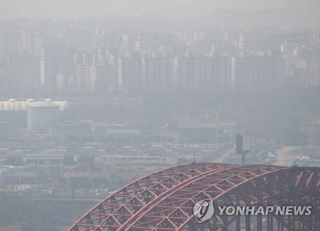 Warm Weather Returns, Fine Dust Worsens