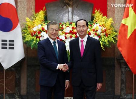 Hàn Quốc và Việt Nam thảo luận phương án tăng cường hợp tác song phương