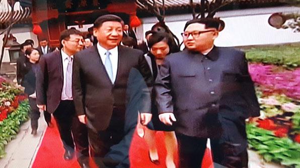 北韩证实金正恩25至28日对中国进行非正式访问