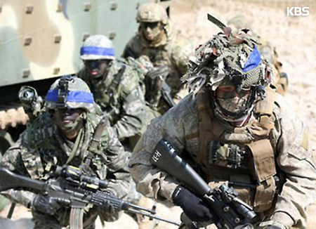 S Korea, US begin joint military drills