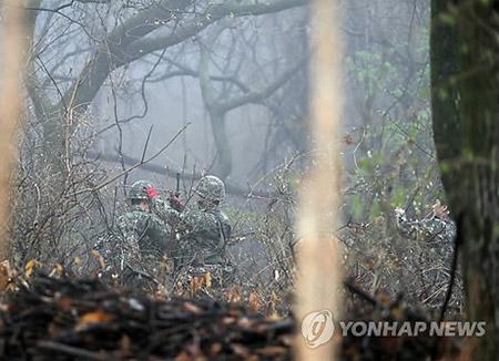 Un caza F-15K surcoreano se estrella al sureste del país