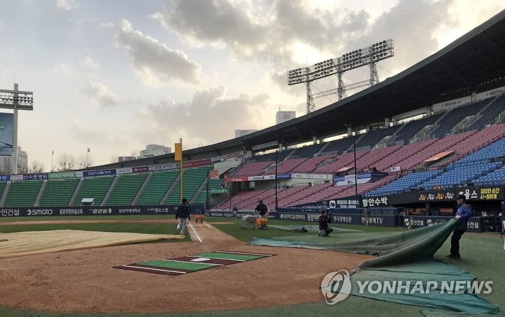 プロ野球が大気汚染で初の中止 首都圏での3試合