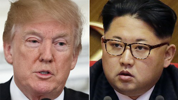 Trump Expects Talks with N.Korea in May or Early June