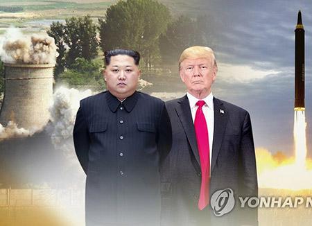 Kim und Trump: Gespräche über Atomwaffen möglich
