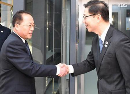 La réunion de travail intercoréenne se poursuit cette semaine