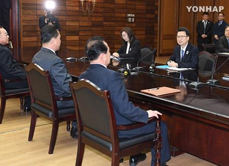 来週北韓との実務・閣僚級会談開催へ