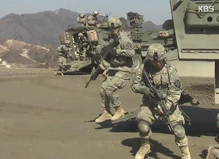 Kementerian Pertahanan Korsel-AS: Jumlah Tentara Pasukan AS di Korea Tidak Berubah Setara 28,5 Ribu Orang