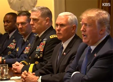 美政府:北美首脑会谈准备工作已就绪