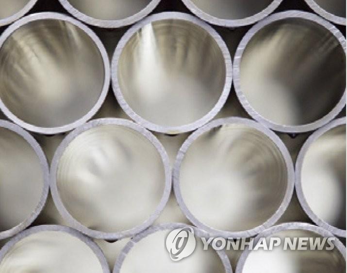 الولايات المتحدة تفرض جمارك بـ75% على بعض منتجات الصلب الكورية