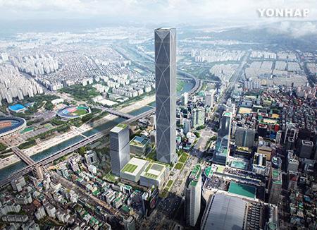 현대차 105층 신사옥, 6수 끝에 서울시 환경평가 문턱 넘어