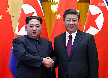 """요미우리,""""시진핑,6월 방북안 부상"""""""