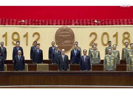 北韓で「太陽節」 軍事挑発は自粛