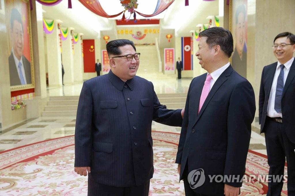 СК и Китай подтвердили стремление к миру на Корейском полуострове