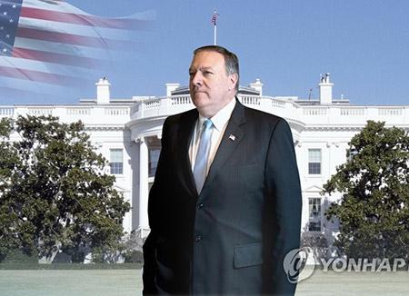 彭佩奥秘密访北 特朗普祝福南北韩讨论终战问题