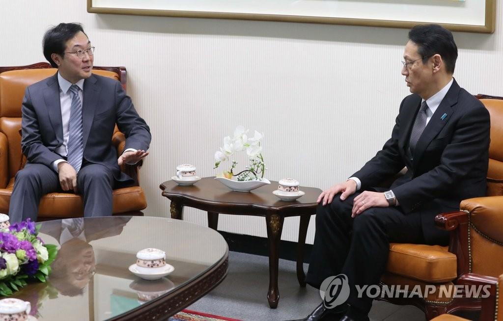 韓日・韓米の6か国首席代表が会合へ 週明けソウルで