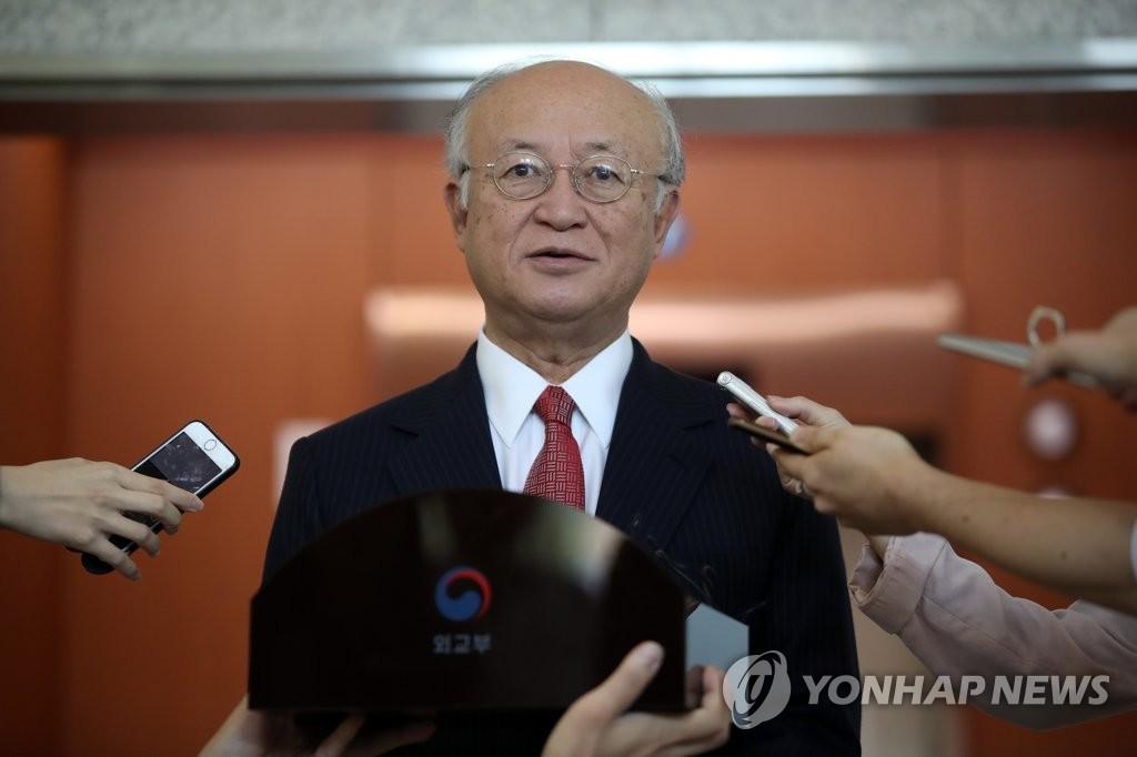 IAEA总干事:若美北首脑会谈成功 IAEA已做好对北韩核查准备
