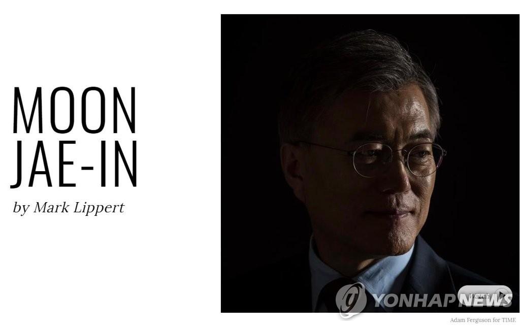 تايم تختار الرئيس الكوري ضمن قائمة الـ100شخصية الأكثر تأثيرا