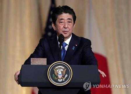 Синдзо Абэ: Заявление Пхеньяна – это «продвижение впёред»