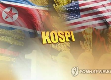 북한 리스크 완화에 '코리아 디스카운트' 개선