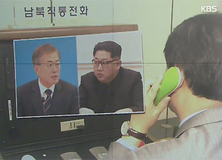 """청와대 """"남북정상 통화, 회담 이후 될 수도…특사 추가 방북 가능성 낮아"""""""