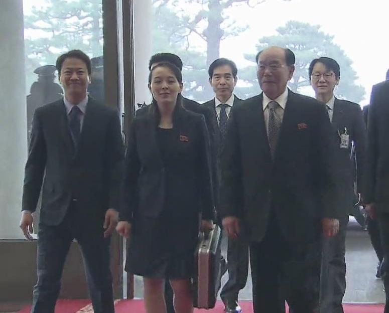 Corea del Norte presenta su delegación oficial para la cumbre