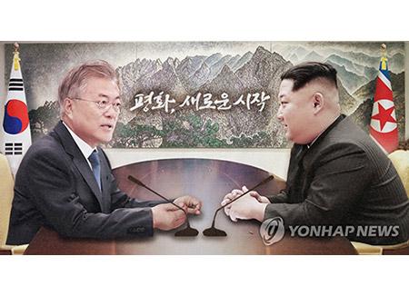 Sommet intercoréen : les médias nord-coréens font l'éloge de la « largesse d'esprit » de Kim Jong-un