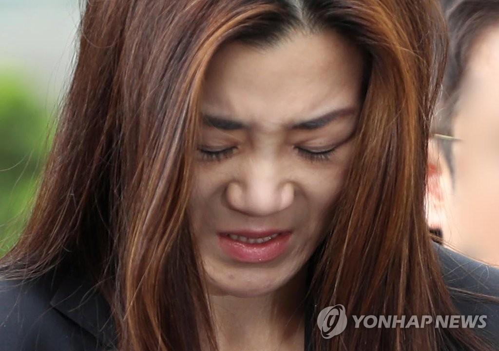 Korean Air Cho Hyun-min's Q&A with police