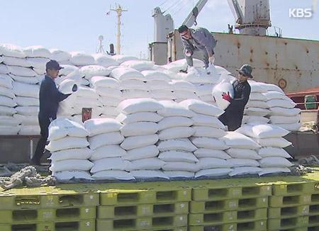 ارتفاع التبرعات لبرنامج المساعدات الغذائية الكوري الشمالي بنحو 50٪ في شهرين