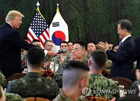 WSJ: S. Korea Is Paying 80% of Defense Cost for USFK Including Rent