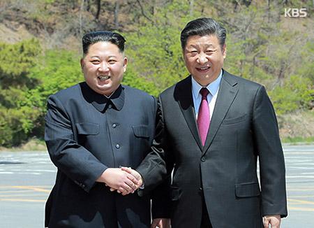 金正恩氏「経済を改革・開放」 中朝会談で表明か