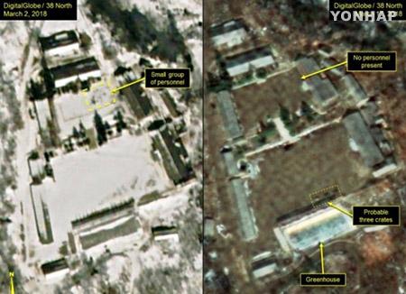 美情报机构:即使北韩废弃核试验场 数月内即可修复
