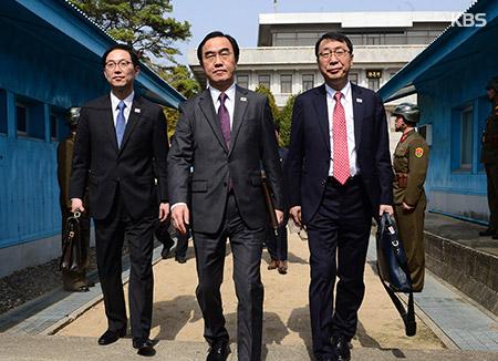 北韩通知韩方取消南北韩高级别会谈