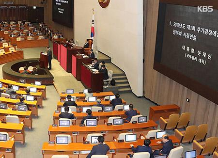 Nouveau couac au Parlement autour de l'additif au budget