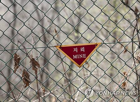 북한, 매년 5월 DMZ에 지뢰 매설했는데…올해는 '동향없어'