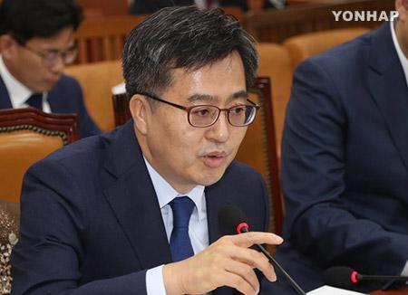 """김동연 """"남북경협, SOC·의료 등 여러 경우의 수 꼼꼼히 준비중"""""""