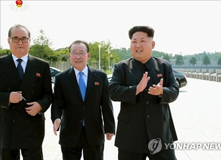 Vicecanciller norcoreano amenaza con cancelar la cumbre entre Kim y Trump