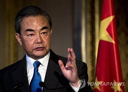 中国外相 米朝首脳会談を「歓迎」