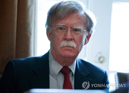 Bolton : Washington reste intransigeant sur l'objectif de dénucléarisation de Pyongyang