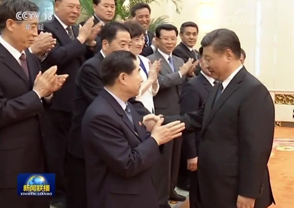 Xi Jinping apoya la desnuclearización y el diálogo Pyongyang-Washington